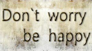 気にしないで 英語で Don't worry の 3つの使い方