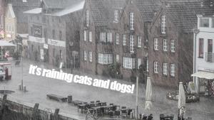 第101回 ネイティブスピーカーが使う天気の英会話 例文