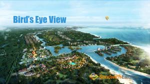 Bird's-eye view の2つの意味と例文