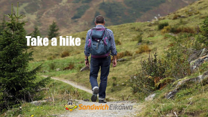 Take a hike 意味と例文 そんな意味があったの!?