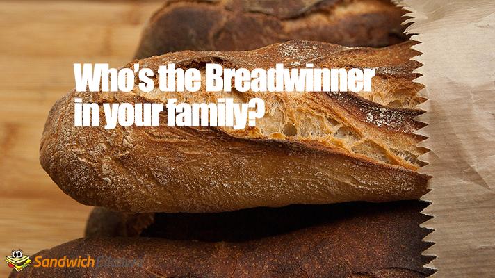 breadwinner 意味